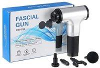 *MASSAGEADOR ELETRICO PROFISSIONAL FASCIAL GUN