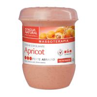 Creme esfoliante Apricot forte abrasão 650G