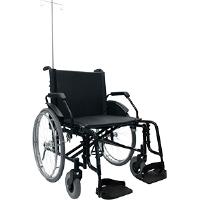 Cadeira de Rodas Big Hospitalar