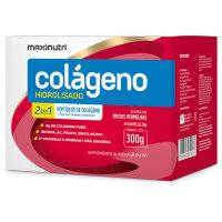 COLAGENO HIDR 2 X 1 SACHE FRUTAS VERMELHAS 30 X 10G