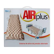 COLCHAO ANTI ESCARAS AIR PLUS 127V
