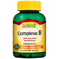 COMPLEXO B 250MG 60 CAPS