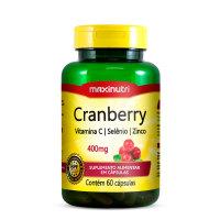 CRANBERRY + VIT C /SELENIO/ZINCO 60 CAPS