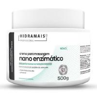 CREME PARA MASSAGEM NANO ENZIMÁTICO 500GR HIDRAMAIS