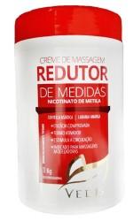 CREME P/ MASSAGEM REDUTOR DE MEDIDAS 1KG