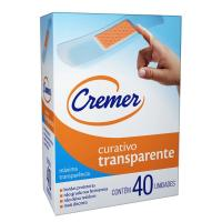 CURATIVO TRANSPARENTE C/40