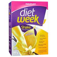 DIET WEEK SHAKE BAUNILHA 360G MAXINUTRI