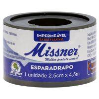 ESPARADRAPO BRANCO 2,5CMX4,5M