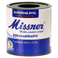 ESPARADRAPO BRANCO 5CMX4,5M