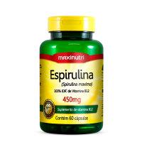 ESPIRULINA 450MG 60 CAPS