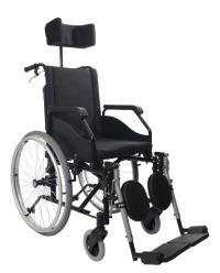 Cadeira de rodas Fit Reclinável