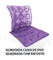 FORRACAO ORTO ASSENTO GEL QUADR C/ ENCOST INFLAV