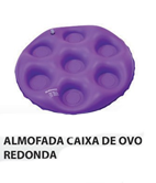FORRACAO ORTO ASSENTO GEL REDONDA CX OVO