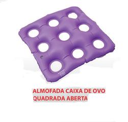 FORRACAO ORTO ASSENTO INFLAVEL QUADRAD CX OVO ABERTA