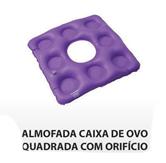 FORRACAO ORTO ASSENTO INFLAVEL QUADRADA CX OVO ORIFICIO