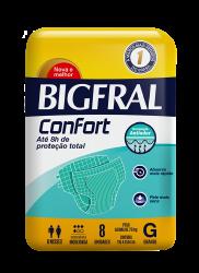 FRALDA ADULTO BIGFRAL CONFORT G