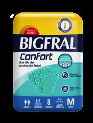 FRALDA ADULTO BIGFRAL CONFORT M