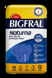 FRALDA ADULTO BIGFRAL NOTURNA G