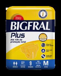 FRALDA ADULTO BIGFRAL PLUS M