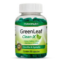 GREENLEAF CLEAN-X 90 CAPS