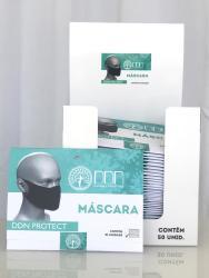 MASCARA DE PROTECAO FISICA DDN PROTECT C/ 1