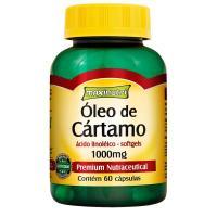 OLEO DE CARTAMO 1000MG 60CAPS