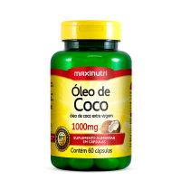 OLEO DE COCO 1000MG 60 CAPS