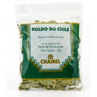 *PACOTE BOLDO DO CHILE FOLHAS 30G