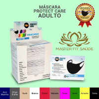 MASCARA PROTECT CARE ADULTO Marrom