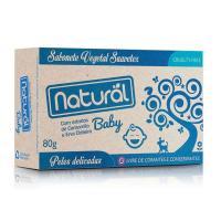 SABONETE NATURAL BABY 80G