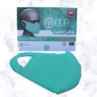 MASCARA DDN PROTECT INFANTIL Verde