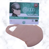 MASCARA DDN PROTECT INFANTIL Bege/Nude